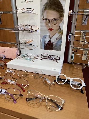 Collection lunettes Clémence et Margaux
