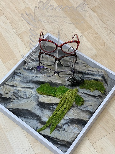 COLLECTION LUNETTES ANACOLE