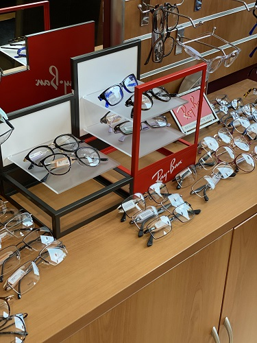 Collection lunettes RAY-BAN